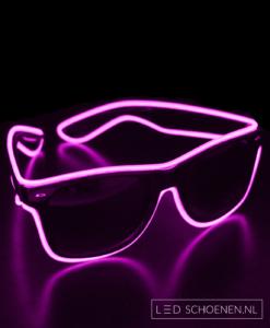 ledbrilrozedonker